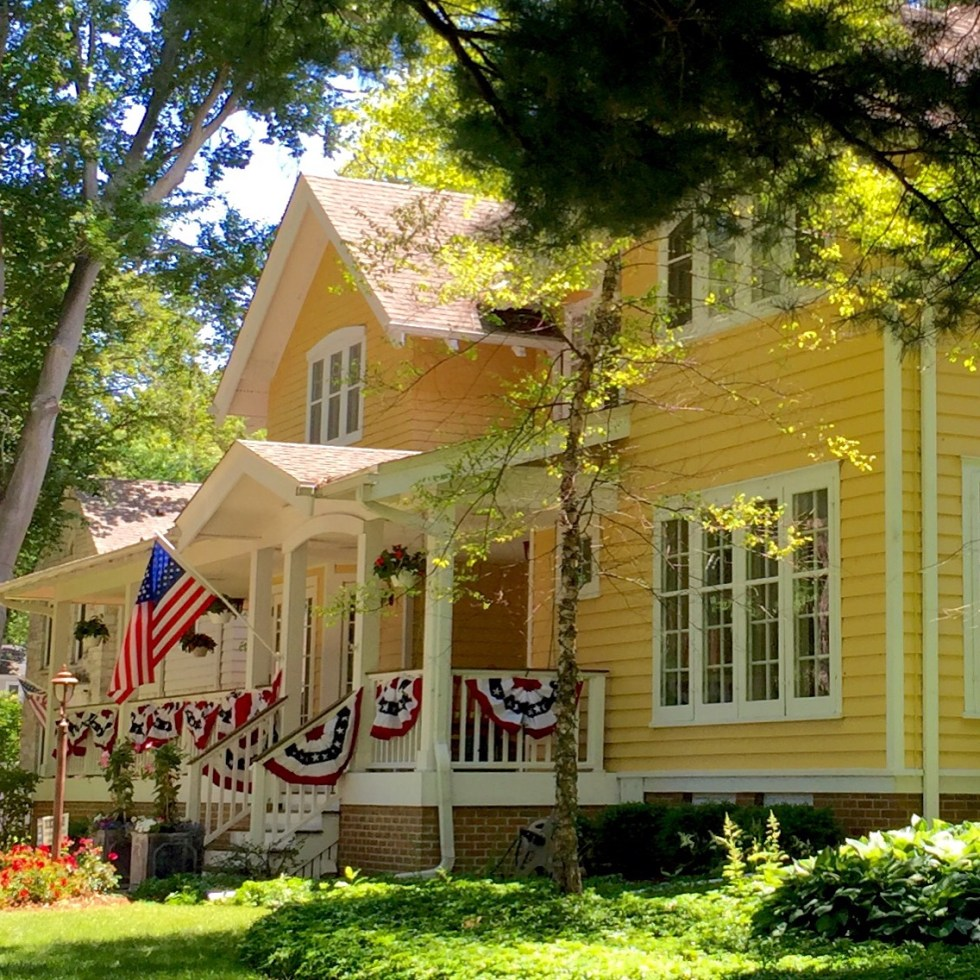 Patriotic House Whitefish Bay