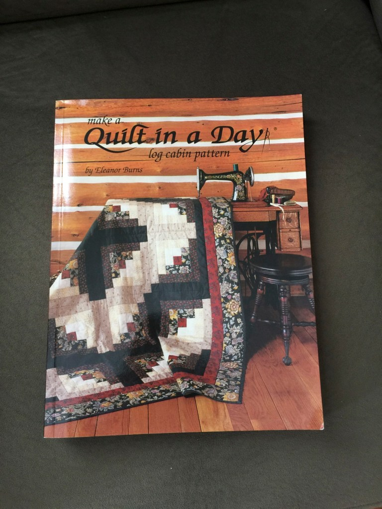 Quilt in a Day Log Cabin Pattern