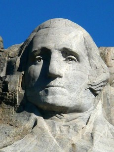 George Washington gave name to the city and Washington movers