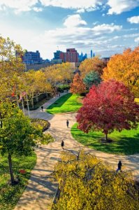 Rutgers University might be a reason to call Clementon movers!