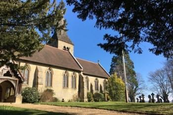 All Saints Church, Highbrook