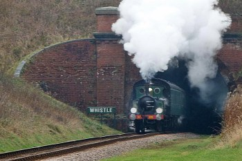South Eastern and Chatham Railway Wainwright P-class, No.178 at West Hoathly Tunnel
