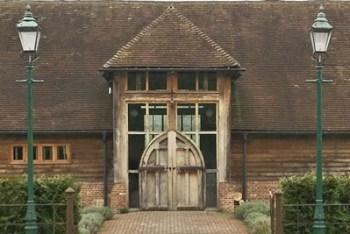 Kingscote Vineyard Estates Tithe Barn