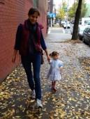 Halloween!  Dorothy alert (PS, dress is a 'vintage''.  It was mine when I was little!)