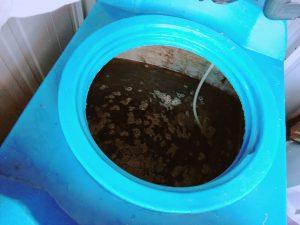液肥タンク