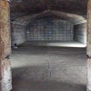 火薬庫内部