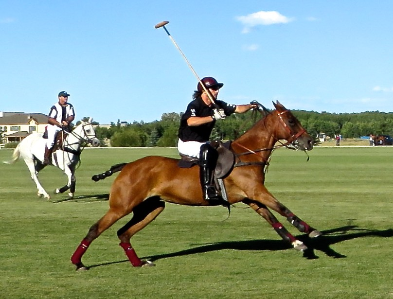 Guti gallops