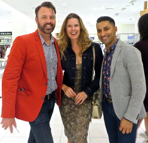 The Style Guys and Tiffany Burns