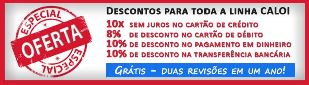 10 X CARTÃO SEM JUROS, 8% DESCONTO NO CARTÃO DE DÉBITO, 10% DESCONTO $$$ OU TRANSFERÊNCIA BANCÁRIA, COM UMA CORTESIA DE DUAS REVISÕES GRÁTIS EM UM ANO