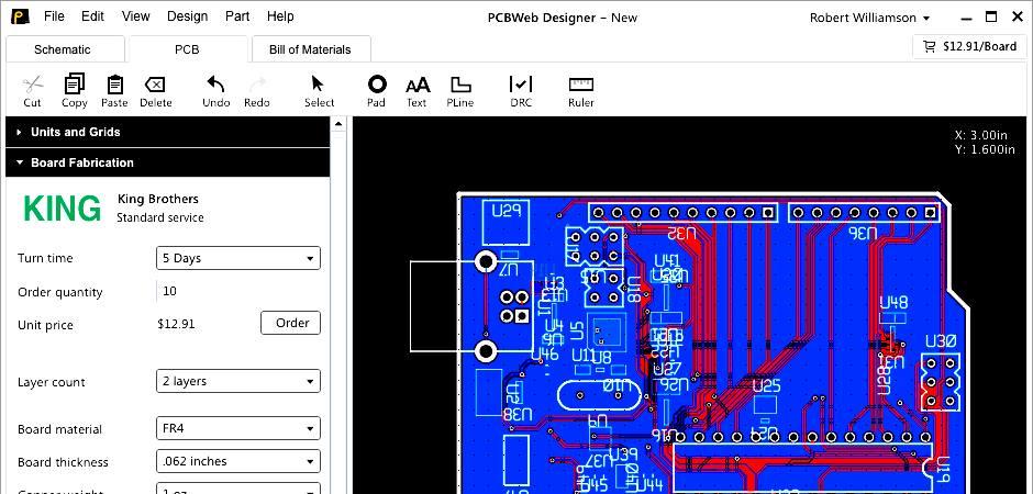 PCBs PRINTED CIRCUIT BOARDS