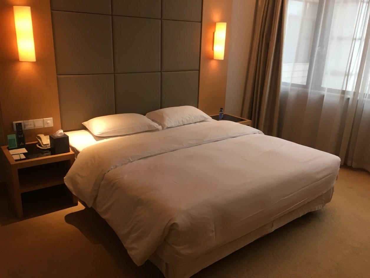 ドーセットリージェンシーウーハン(武漢帝盛酒店)