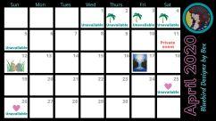 Calendar April2020