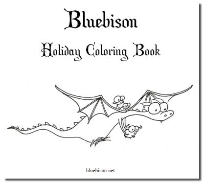 printable coloring packs bluebison net