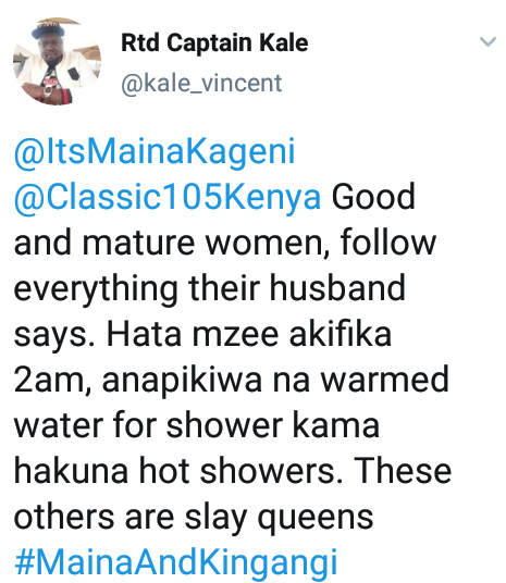 """WOMEN Shouldn't BE GIVEN FRREDOM AFTER MARRIAGE """" Pay Her Dowry, Own Her """"  -  Captain Kale"""