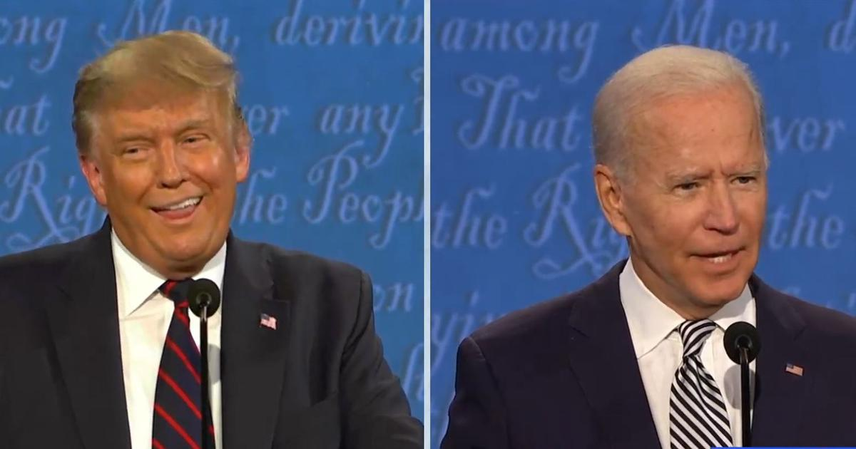 US Election 2nd Debate Between President Trump and Joe Biden TO BE HELD VIRTUALLY.