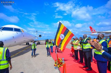COVID19 Uganda REOPENS INTERNATIONAL BORDER.