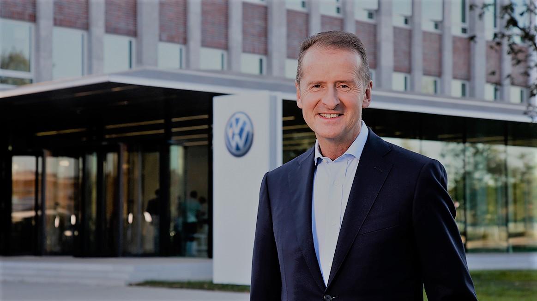 Volkswagen CEO '' Herbert Diess '' Joins Twitter, Trolls Elon Musk.