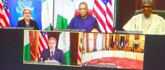 President Buhari Requests For The Relocation Of AFRICOM  Headquarters From Germany.