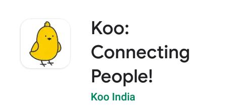 Federal Government Of Nigeria Joins Indian Owned Micro-blogging Platform Koo. /bluebloodz.com