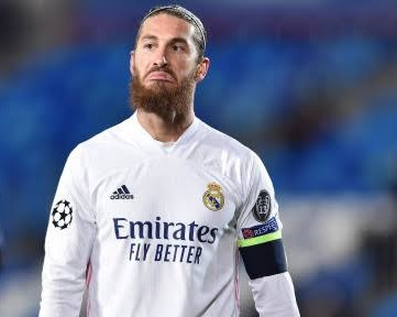 Sergio Ramos Exits Real Madrid After 16 years As Contract Expires.