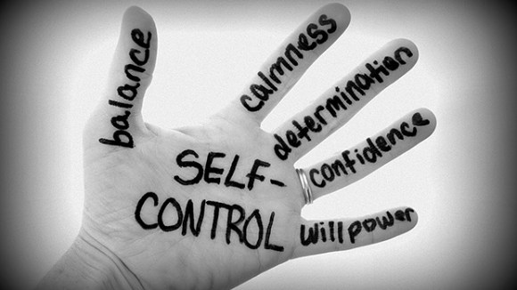Monday morning motivation :  Self-control is the chief element in self-respect.