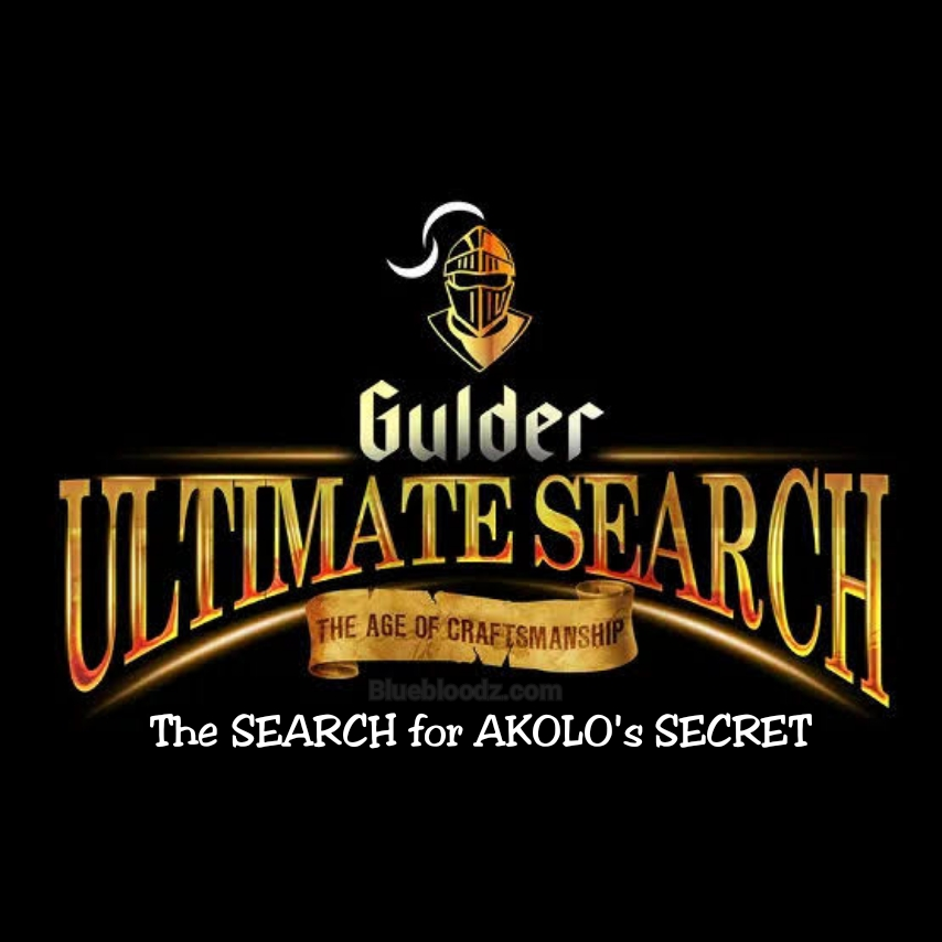 #GUS12 Narrative begins as 18 contenders of the survival show are tasked with searching for Akolo's secret.