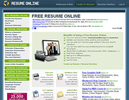 my resume online helps you learn how to write your resume and publish