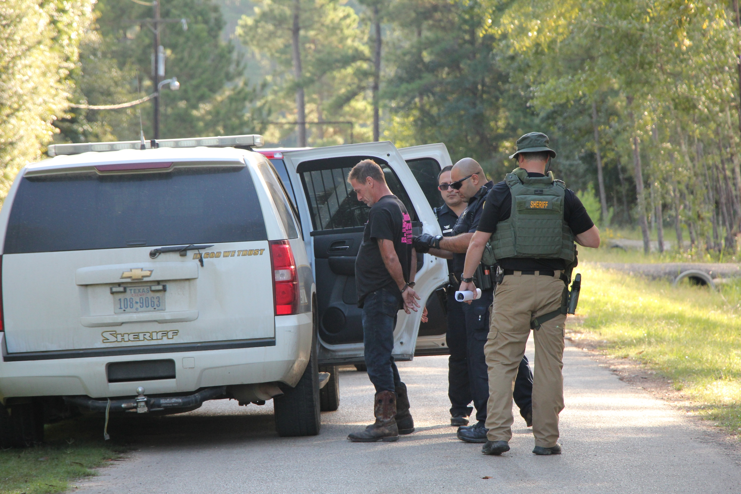 Task Force rounds up parole violators in Liberty County