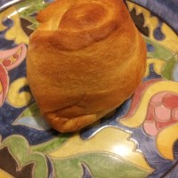 Savory Crescent Filled Breakfast Popovers