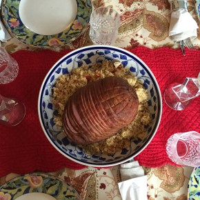 Holiday Lunch {Menu and Recipes}