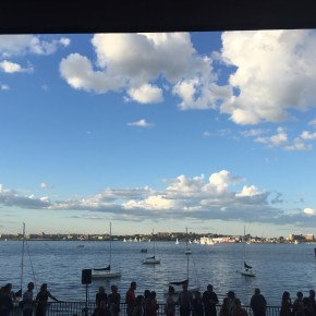 Summer Nights in Boston – music at the ICA & mini passionfruit donuts at Trade