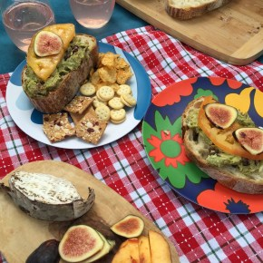 A sweet season of colorful picnics & local fare