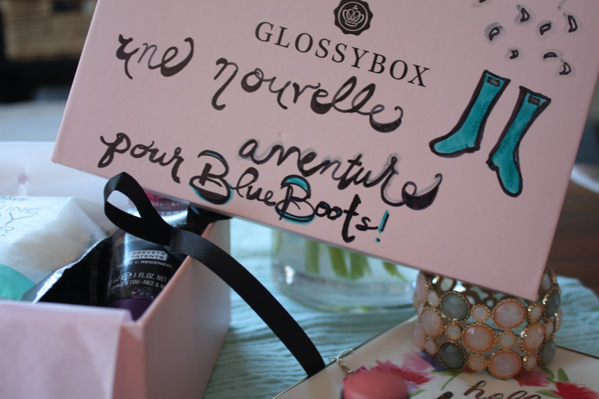 GLOSSYBOX Beauty Box Review