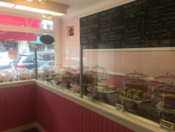 The Pink Pastry Shop - Bar Harbor, Maine