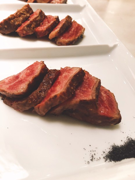 Wagyu Steak Tasting - Del Frisco's Double Eagle Steakhouse - Back Bay - Boston - Where the BlueBoots Go - BlueBootsGo.com