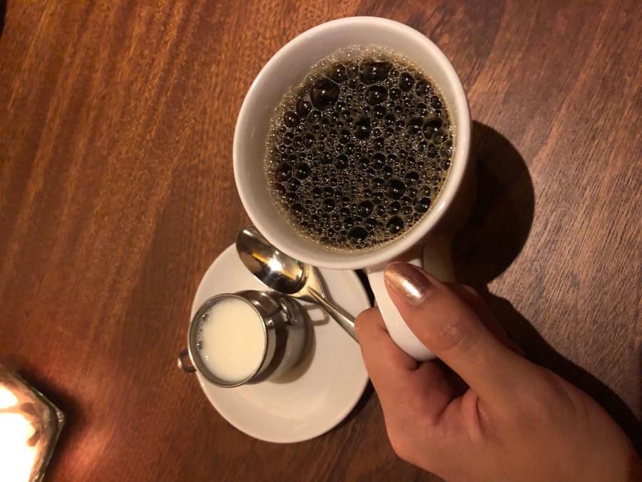 Coffee - Seasons 52 | Where the BlueBoots Go