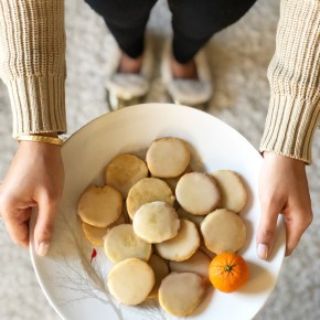 Citrus Iced Sugar Cookies