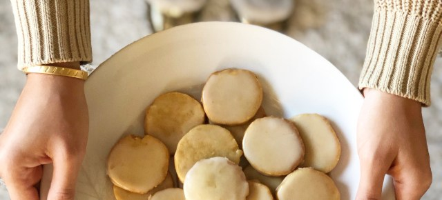 Citrus Sugar Cookies - Holiday Cookies - Where the BlueBoots Go - bluebootsgo.com