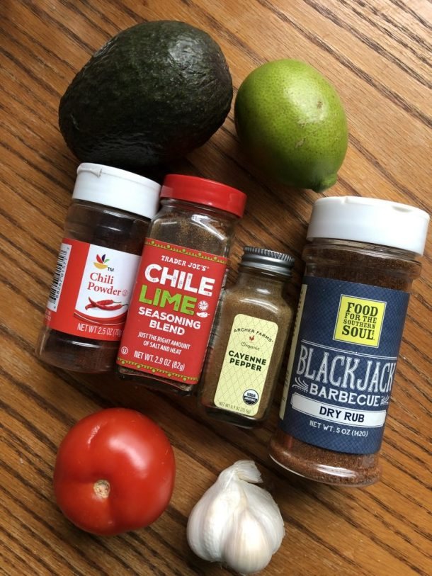Ingredients for Cherry Chili | Where the BlueBoots Go | bluebootsgo.com