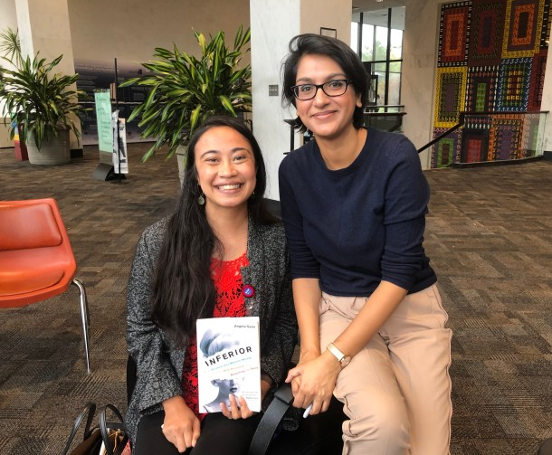 Angela Saini BlueBootsGo | My Spring 2020 Bookshelf