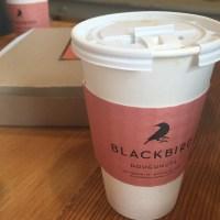 Mornin' visit to Blackbird Doughnuts in Boston's South End