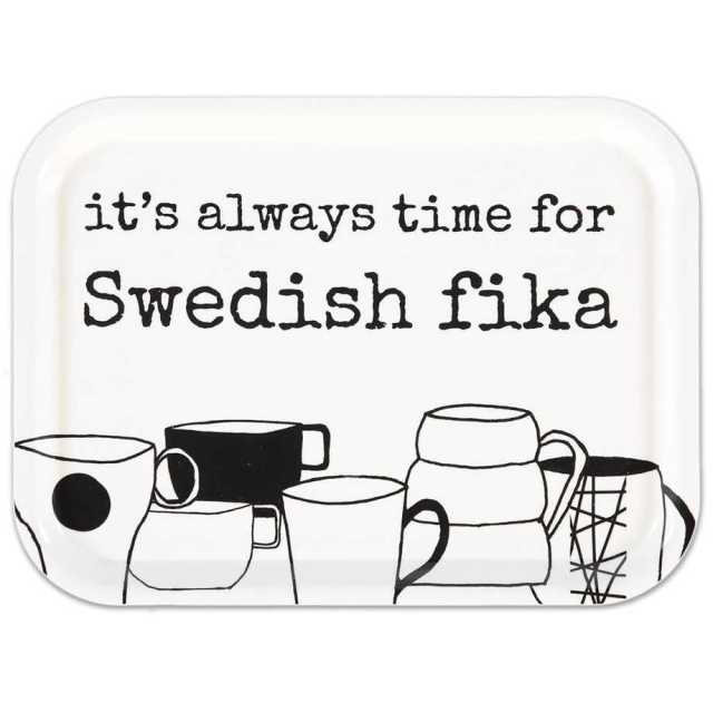 Bricka - Swedish Fika Image