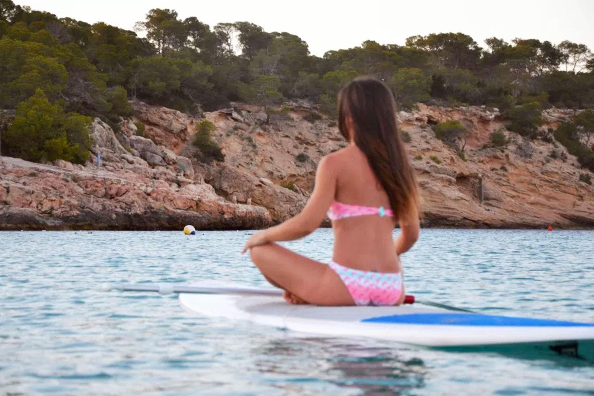 Formentera SUP Yoga