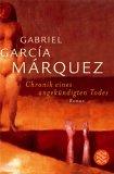 Chronik eines angekündigten Todes by Gabriel García Márquez, Curt Meyer-Clason