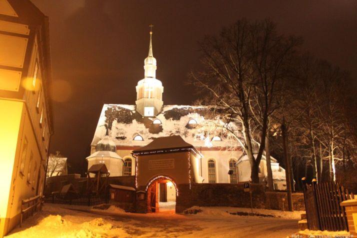 Kirche zu Crottendorf