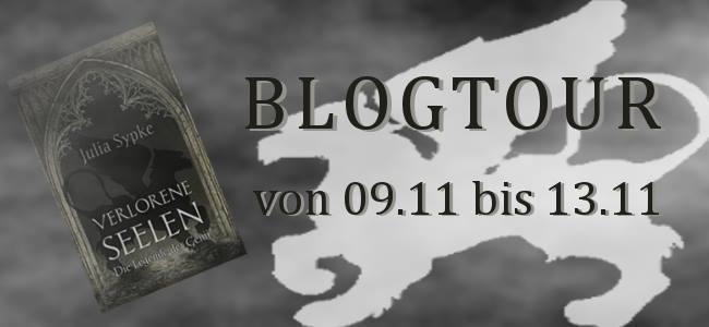 Blogtour Verlorene Seelen