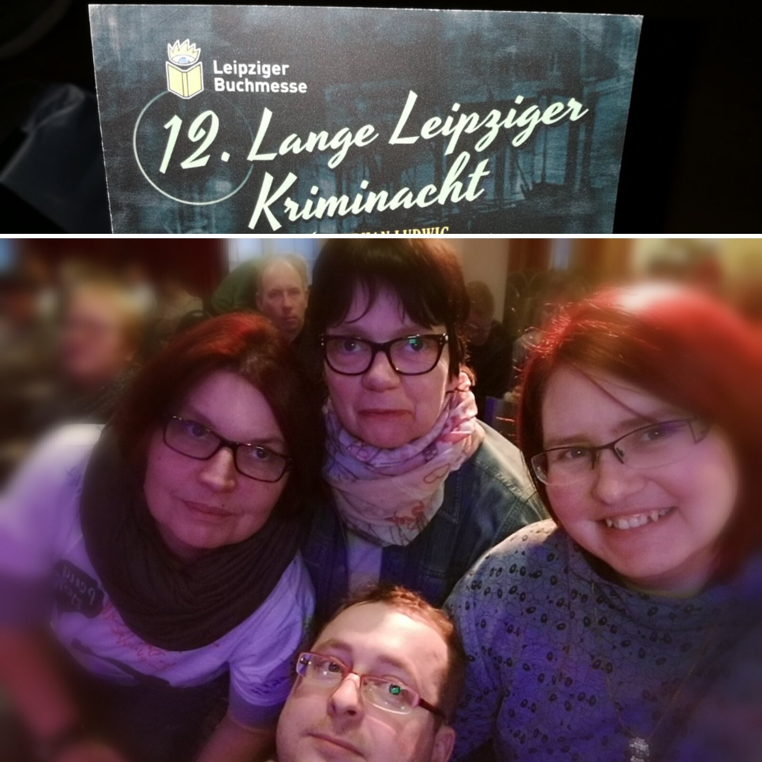 12. Lange Leipziger Kriminacht