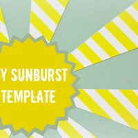 Make Your Own Sunburst