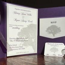 Wye Oak Invitation Suite