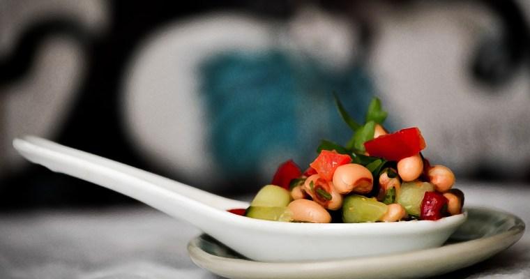 Senegalese Bean Salad